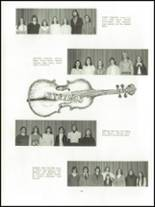 1974 Hershey High School Yearbook Page 70 & 71
