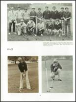 1974 Hershey High School Yearbook Page 100 & 101