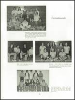 1974 Hershey High School Yearbook Page 112 & 113