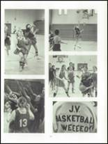1974 Hershey High School Yearbook Page 116 & 117