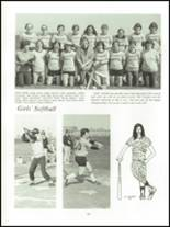 1974 Hershey High School Yearbook Page 132 & 133