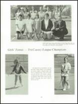 1974 Hershey High School Yearbook Page 134 & 135