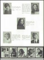 1974 Hershey High School Yearbook Page 154 & 155