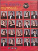 2007 Clyde High School Yearbook Page 12 & 13