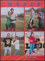 2007 Clyde High School Yearbook Page 16 & 17