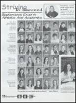 2007 Clyde High School Yearbook Page 24 & 25