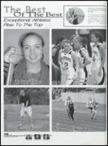 2007 Clyde High School Yearbook Page 122 & 123