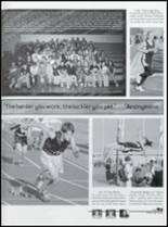2007 Clyde High School Yearbook Page 156 & 157