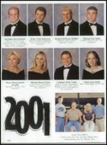 2001 Baird High School Yearbook Page 24 & 25