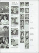 2001 Baird High School Yearbook Page 34 & 35