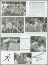 2001 Baird High School Yearbook Page 62 & 63