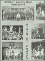 2001 Baird High School Yearbook Page 66 & 67
