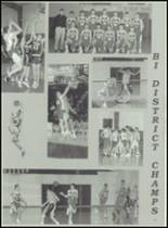 2001 Baird High School Yearbook Page 68 & 69