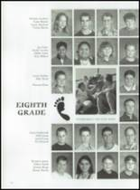2001 Baird High School Yearbook Page 84 & 85