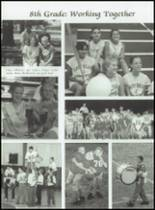 2001 Baird High School Yearbook Page 86 & 87