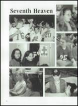 2001 Baird High School Yearbook Page 90 & 91