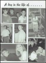 2001 Baird High School Yearbook Page 92 & 93
