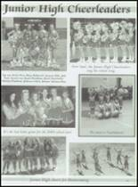 2001 Baird High School Yearbook Page 96 & 97