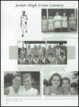 2001 Baird High School Yearbook Page 100 & 101