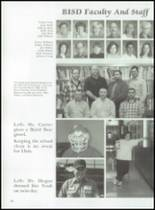 2001 Baird High School Yearbook Page 104 & 105