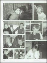 2001 Baird High School Yearbook Page 126 & 127