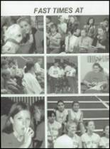 2001 Baird High School Yearbook Page 130 & 131