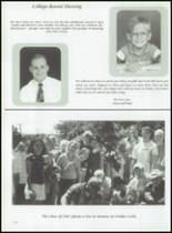 2001 Baird High School Yearbook Page 142 & 143