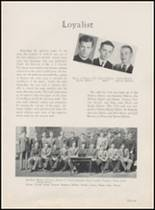 1939 Loyola High School Yearbook Page 54 & 55