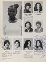 1976 New Rochelle High School Yearbook Page 110 & 111