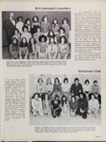 1976 New Rochelle High School Yearbook Page 164 & 165
