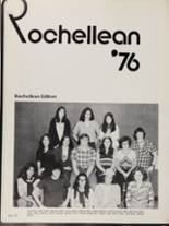 1976 New Rochelle High School Yearbook Page 176 & 177