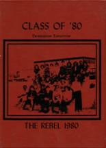 1980 Yearbook Hephzibah High School