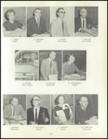 1964 Kenmore High School Yearbook Page 14 & 15