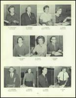 1964 Kenmore High School Yearbook Page 16 & 17