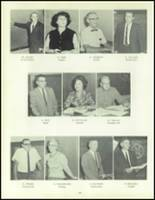 1964 Kenmore High School Yearbook Page 20 & 21