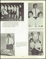 1964 Kenmore High School Yearbook Page 28 & 29