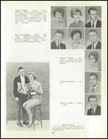 1964 Kenmore High School Yearbook Page 32 & 33