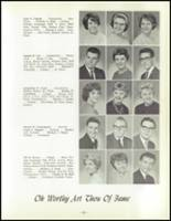 1964 Kenmore High School Yearbook Page 34 & 35
