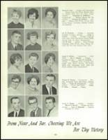 1964 Kenmore High School Yearbook Page 36 & 37