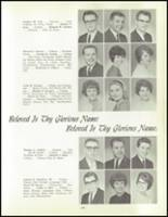 1964 Kenmore High School Yearbook Page 38 & 39