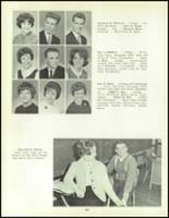 1964 Kenmore High School Yearbook Page 40 & 41