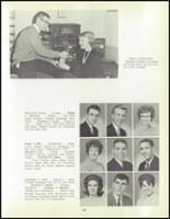 1964 Kenmore High School Yearbook Page 42 & 43