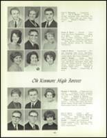 1964 Kenmore High School Yearbook Page 44 & 45