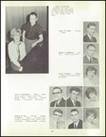 1964 Kenmore High School Yearbook Page 50 & 51