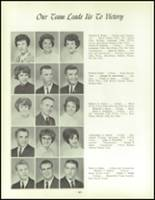 1964 Kenmore High School Yearbook Page 52 & 53