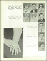 1964 Kenmore High School Yearbook Page 54 & 55