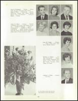 1964 Kenmore High School Yearbook Page 56 & 57