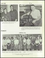 1964 Kenmore High School Yearbook Page 100 & 101
