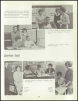 1964 Kenmore High School Yearbook Page 102 & 103