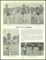 1964 Kenmore High School Yearbook Page 108 & 109